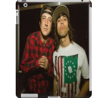 Vic, And Austin  iPad Case/Skin