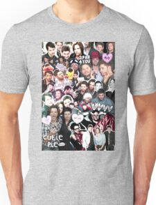Supernatural Collage Unisex T-Shirt