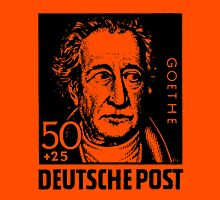 Johann Wolfgang von Goethe-2 Unisex T-Shirt