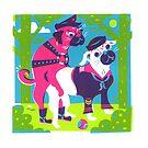 Secrets of the Dog Park by Michael Wertz