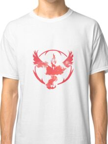 Equipe valeur pokemon go Classic T-Shirt