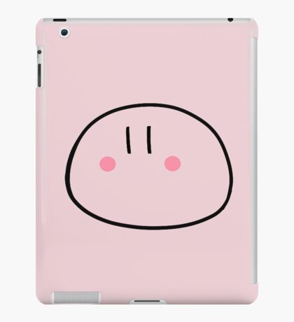 Clannad Dango - Pink iPad Case/Skin