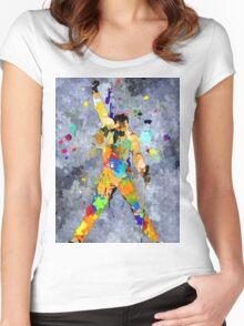 Freddie Grunge Women's Fitted Scoop T-Shirt