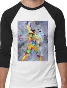 Freddie Grunge Men's Baseball ¾ T-Shirt