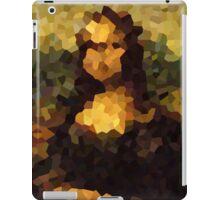 Pixelated Mona Lisa iPad Case/Skin