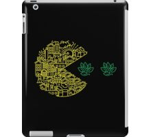 is the game over? iPad Case/Skin