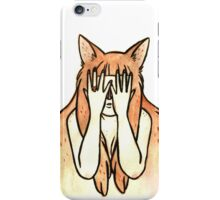 Woods Witch iPhone Case/Skin