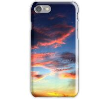 Sunset before Twilight iPhone Case/Skin