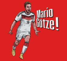 Mario Götze! Kids Clothes
