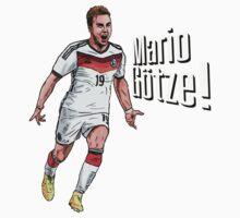 Mario Götze! Kids Clothes