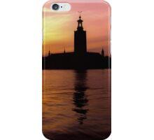 Stockholm -- City Hall iPhone Case/Skin