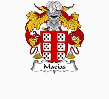 Macias Coat of Arms/ Macias Family Crest Unisex T-Shirt