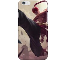 The Blind Monk iPhone Case/Skin