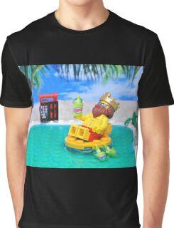Summer's Here - Enjoy It! Graphic T-Shirt
