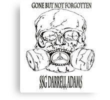 Fallen Soldier  Metal Print