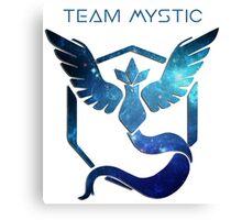 Pokemon Go - Team Mystic Canvas Print