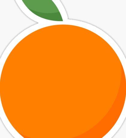 Apricot Sticker