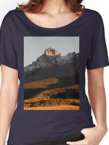 San Juan Mountains Colorado Women's Relaxed Fit T-Shirt