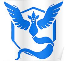 Team Mystic Pokémon GO Poster