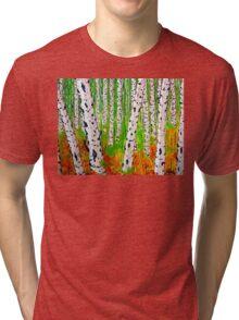 A Walk Through the Trees Tri-blend T-Shirt