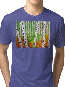 A Walk Through the Trees Tri-blend T-Shirt