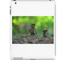 Last breath of the Kashyyyk trooper... iPad Case/Skin