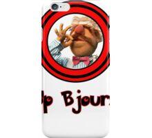 Up Bjours iPhone Case/Skin