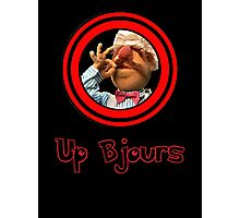Up Bjours Photographic Print