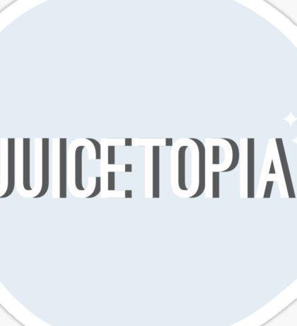 JUICETOPIA Sticker
