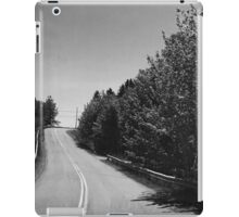 Old Roads by Snow iPad Case/Skin