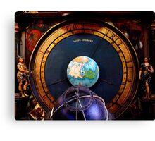 Strasbourg - Astronomical Clock Canvas Print