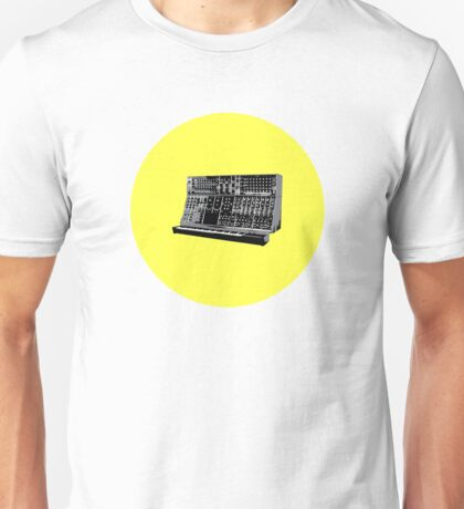 Moog modular Unisex T-Shirt