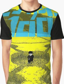 mob psycho 100 cover Graphic T-Shirt