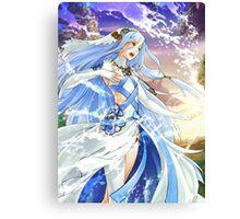 Fire Emblem Fates - Azura Canvas Print