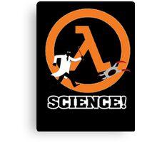 Science! Canvas Print