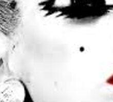 Lady Gaga Sticker