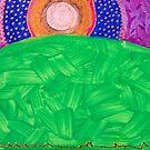 Redreaming Extinction Series: Mycellium by WENDY BANDURSKI-MILLER