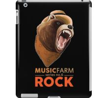 Music Farm Series No.6 ROCK iPad Case/Skin