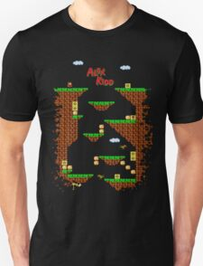 Alex Kidd in Miracle World Unisex T-Shirt