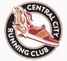 Central City Running Club One Piece - Long Sleeve
