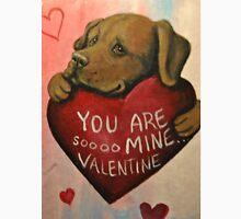 Chocolate Labrador Retriever~Dog~LOVE~~ Valentine! Unisex T-Shirt