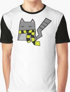 Hufflepuff Kitty Graphic T-Shirt