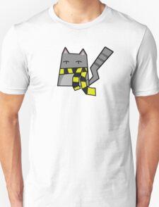 Hufflepuff Kitty Unisex T-Shirt