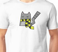 Hufflepuff Kitty Unisex T-Shirt
