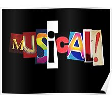 Musical! Poster
