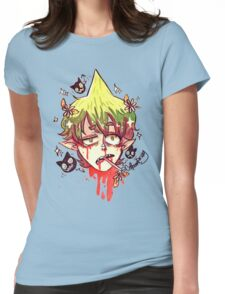 Amaimon Womens Fitted T-Shirt