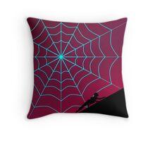 Spider Twilight Series - Spider Gwen Throw Pillow