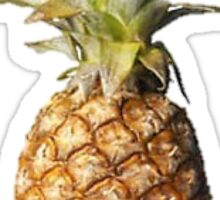 Pineapple; symbol of hospitality Sticker