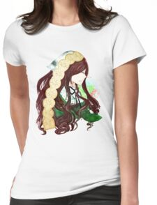 Suiseiseki Womens Fitted T-Shirt
