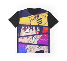 The Four Ninjas Graphic T-Shirt